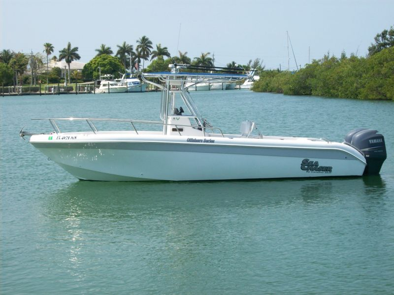 25ft Sea Chaser #2 Rental Boat