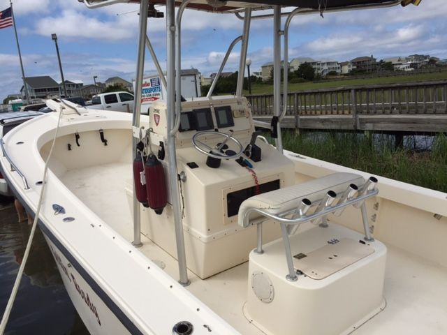 25ft Parker Center Console Rental Boat