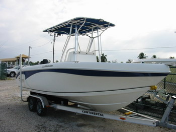 22ft Sea Chaser #8 Rental Boat