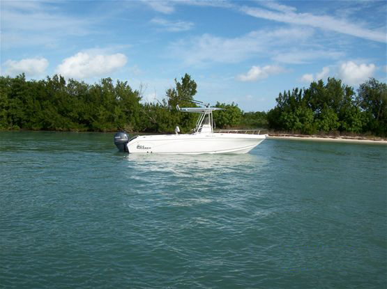 25ft SeaChaser CC #11 Rental Boat