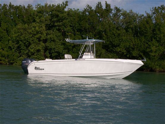 27ft SeaChaser CC #13 Rental Boat