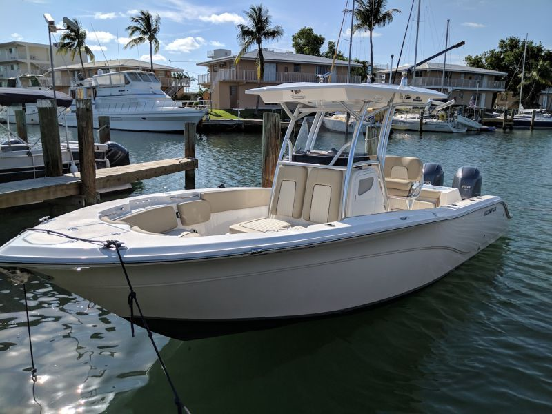 2017 266 Sea Fox Commander Rental Boat