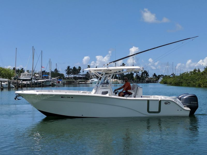 2019 288 Sea Fox Commander Rental Boat
