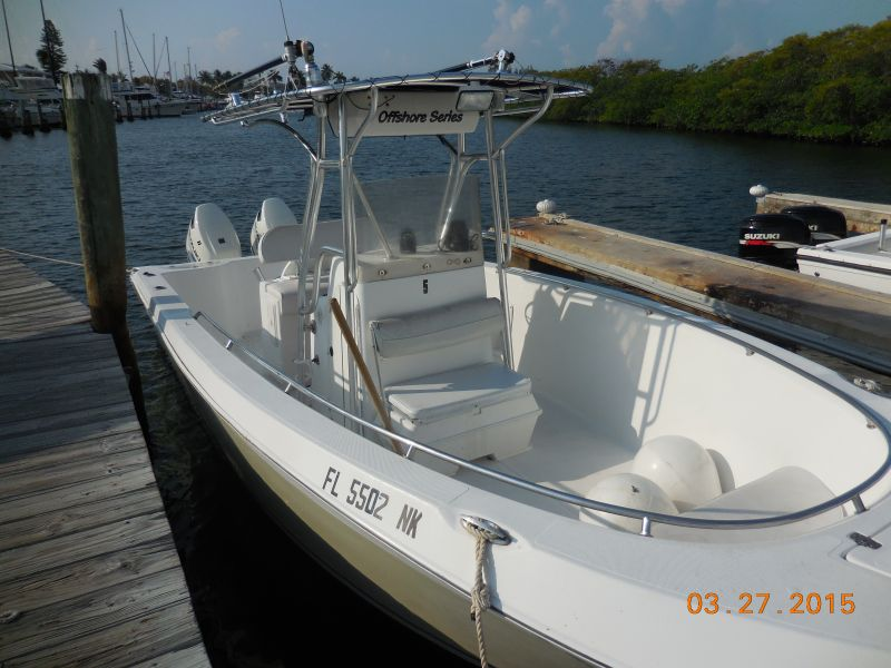 27ft Sea Chaser #5 Rental Boat