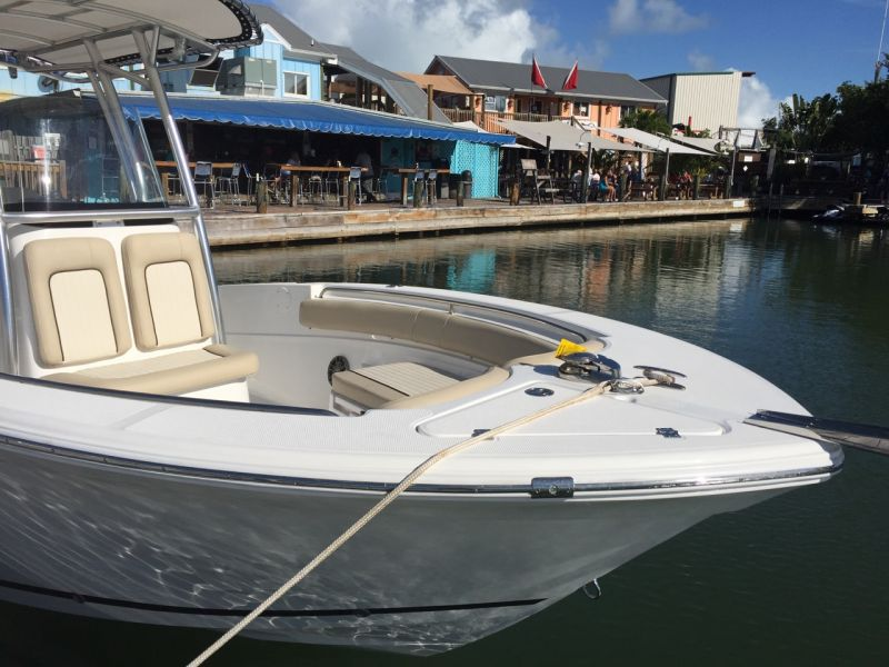 24ft Sea Fox Commander VBR #1 Rental Boat