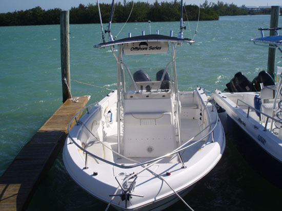 25ft Sea Chaser #3 Rental Boat