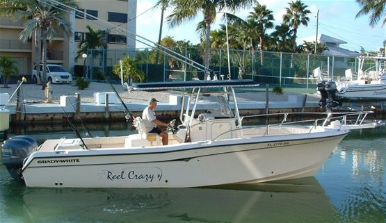 29ft Grady White  Rental Boat