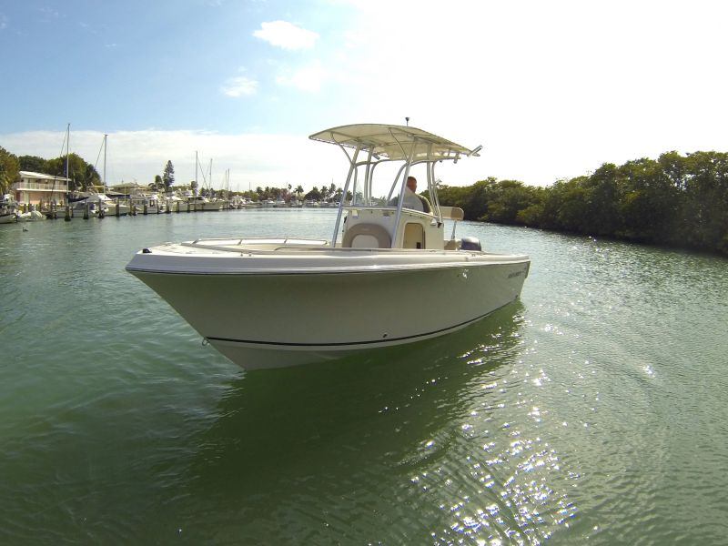 22ft Sailfish Rental Boat