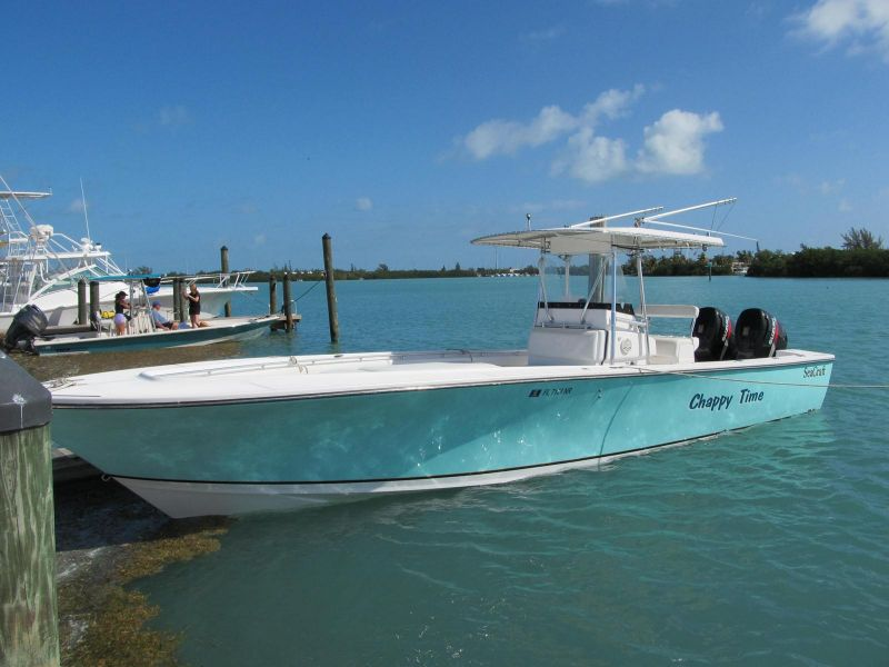 33ft Sea Craft CC Rental Boat