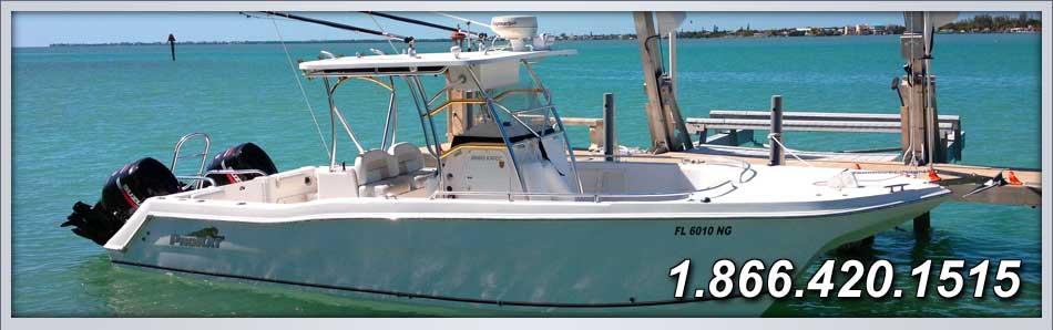 Marathon Florida Keys Boat Rentals