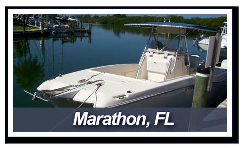 Marathon Florida Boat Rentals