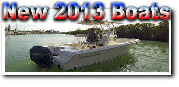 New 2013 Rental Boats