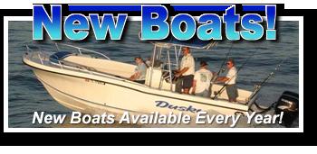 Dusky Rental Boats