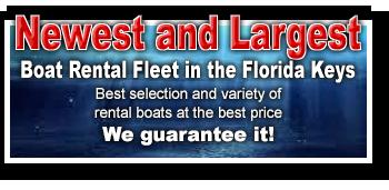 Florida Keys Boat Rentals