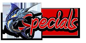 Boat Rental Specials